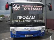 Городской низкопольный автобус Foton BJ6121C6MJB