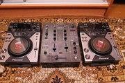 Комплект Pioneer DJM400  2xCDJ400