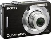 Продам фотоаппарат Sony Cyber-shot DSC W55