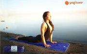 Накладка на коврик для йоги yoga-пад