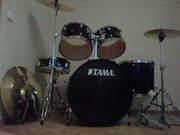 Продам акустическую ударную установку TAMA RH52KH6-BK Rhythm Mate