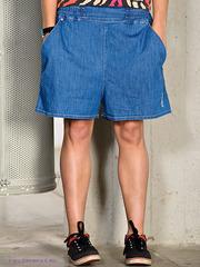 продам женские юбку-шорты хлопок 100% 44-46 б/у в отличном состоянии
