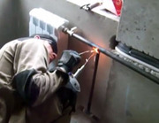 Замена батарей на радиаторы отопления с газосваркой
