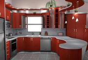 Ремонт кухни под ключ! Отделка,  сантехника,  электрика,  кафель,  плитка