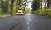 Асфальтировка и устройство щебеночные дорог
