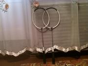 продам 2 новые ракетки для бадминтона-отличная гимнастика для глаз