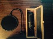 Микрофон Октава МЛ-52-02