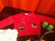 Одежда на девочку 1 годик