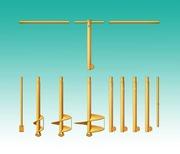 Ручной бур РБИ-5 для стройки и огорода
