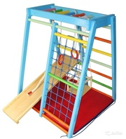 Детский спортивный комплекс Теремок