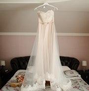 Свадебное платье Лукреция (Капучино)
