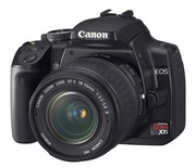 canon 400D kit 18-55 н